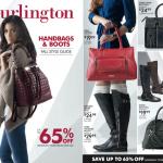 Burlington Coat Factory ad