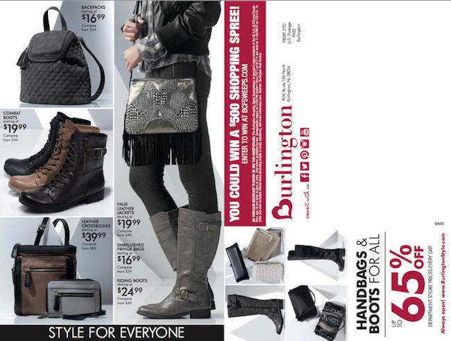 Burlington Coat Factory ad 04
