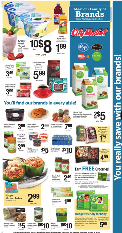 City Market weekly ad 05