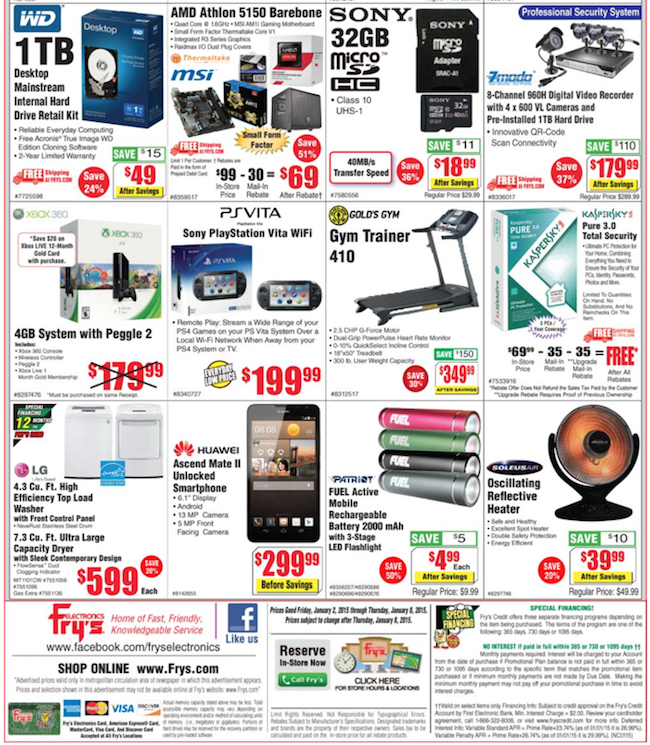 Frys weekly ad 02
