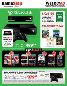 Game Stop Weekly Ad