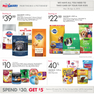 Petsmart Weekly Ad