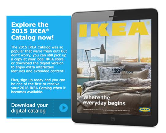 IKEA weekly ad
