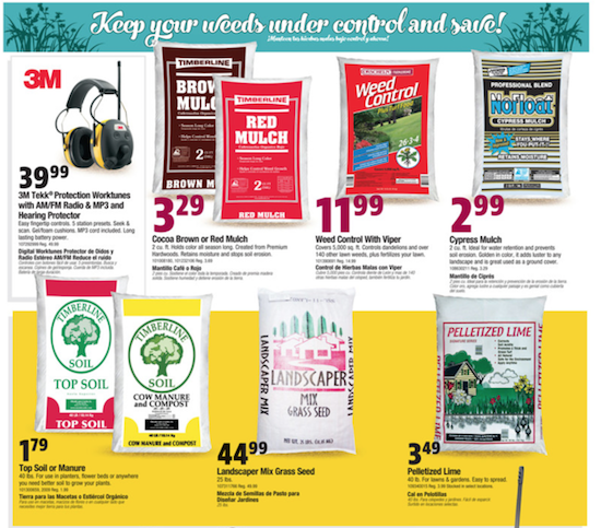 There have been so many Home Depot tool deals this week and here is a way to make them even better. Menards is having one of their typical 11% rebates on nearly everything this week and Home Depot usually matches it, but it may be YMMV depending on if there is a Menards in your area.