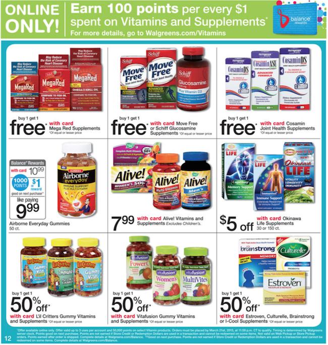 Walgreens weekly ad 12
