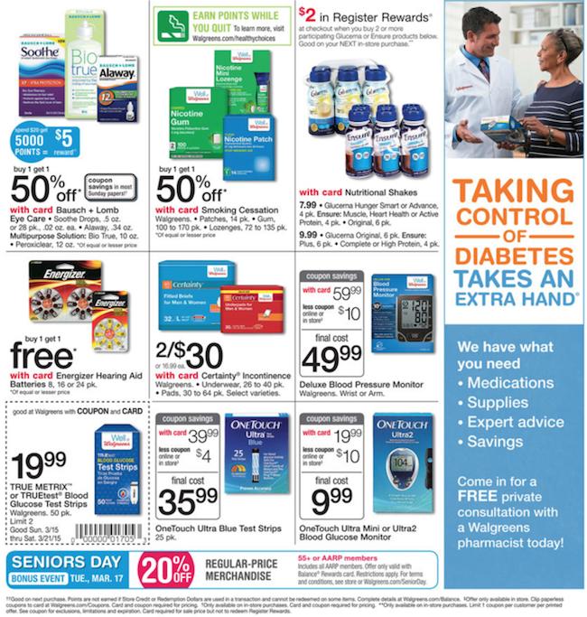Walgreens weekly ad 13