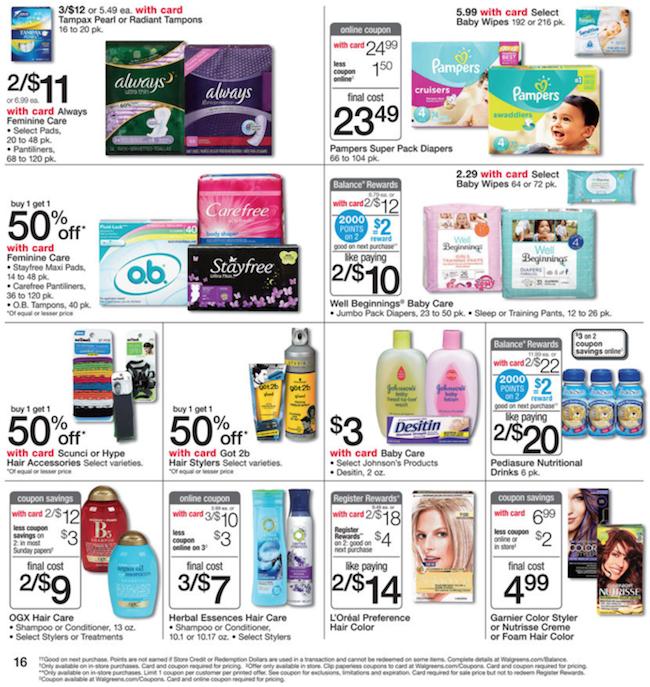 Walgreens weekly ad 16