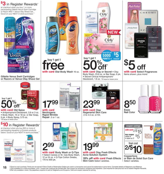 Walgreens weekly ad 18