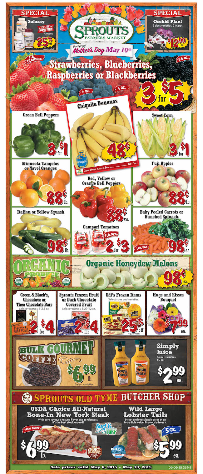 Sprouts weekly ad