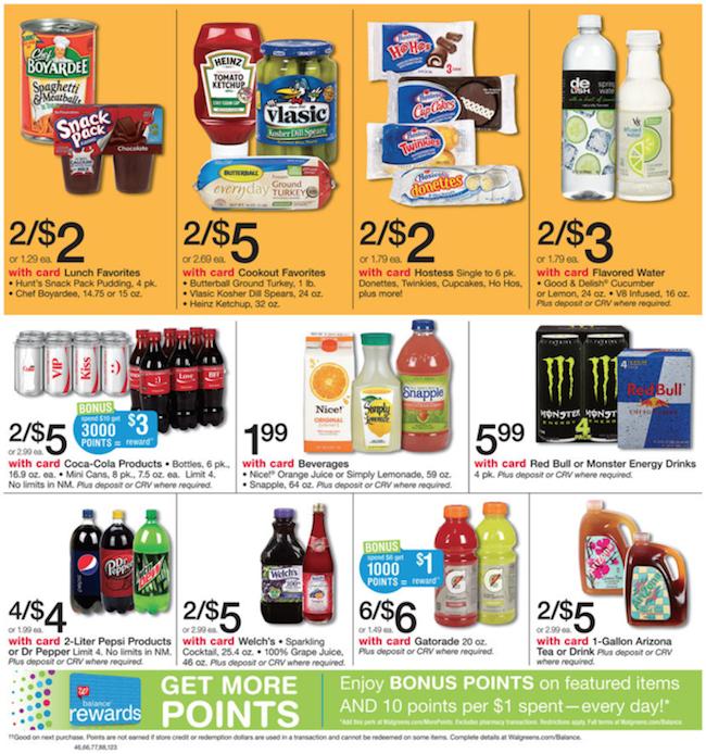 Walgreens weekly ad00004