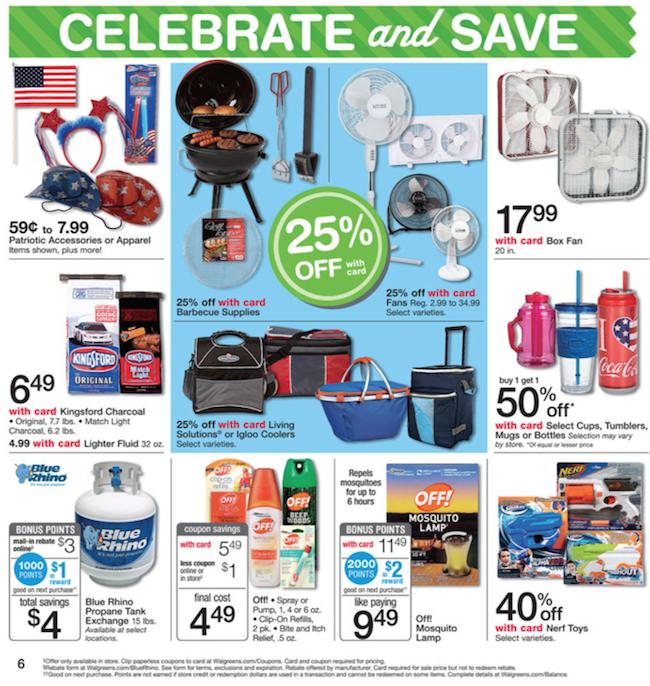 Walgreens weekly ad00006