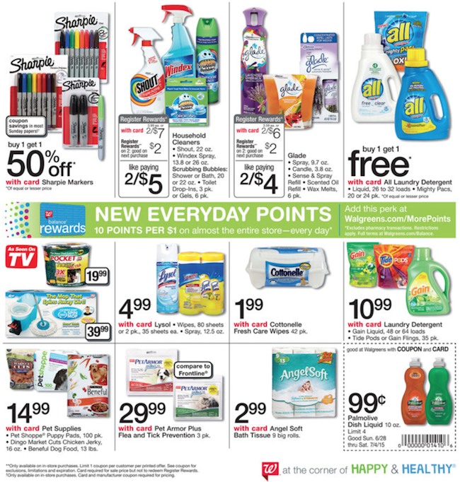 Walgreens 4th Of July Ad Weekly Ads