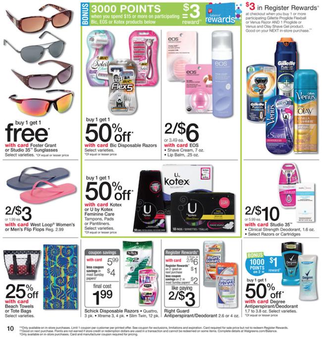 Walgreens weekly ad00010