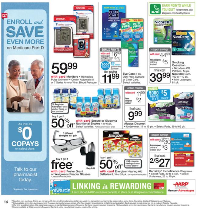 Walgreens weekly ad00014