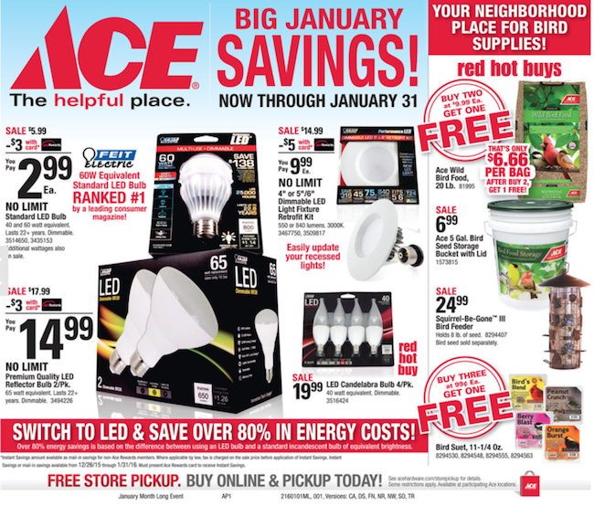 ACE Hardware Weekly Ad - Weekly Ads