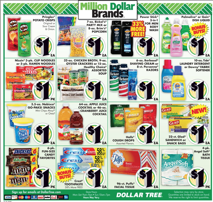 Dollar Tree Ad 4