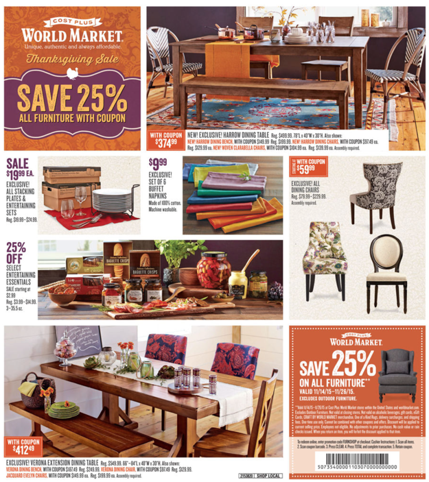 World Market Weekly Ad Weekly Ads