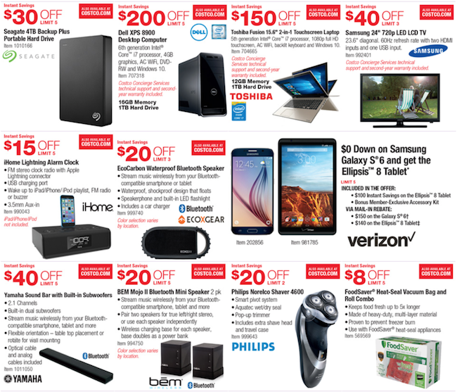 Costco Dec 2015 coupons 00002