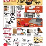 Menards Weekly ad