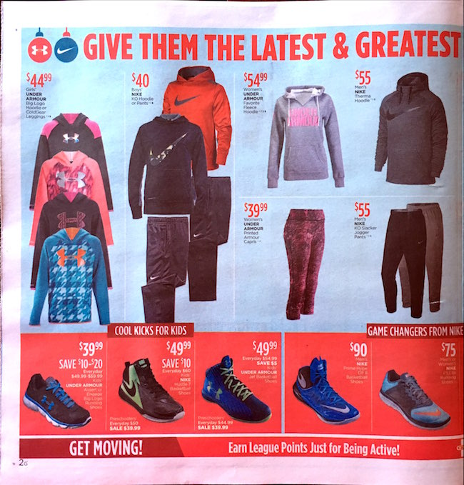 Sports Authority Weekly Ad - Weekly Ads