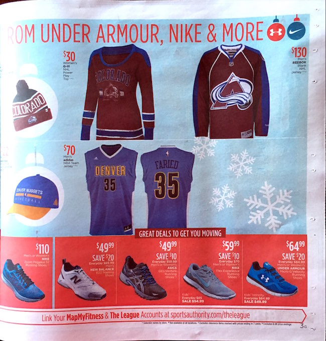 Sports Authority Weekly Ad Weekly Ads