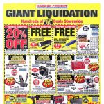 Harbor Freight Ad – Monthly Deals