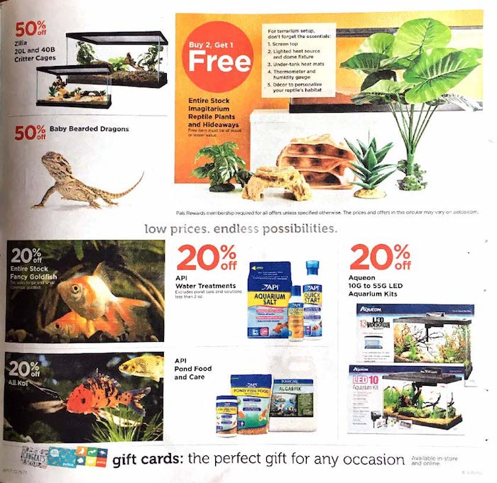 Petco Ad Sales Deals And Promotions For This Week