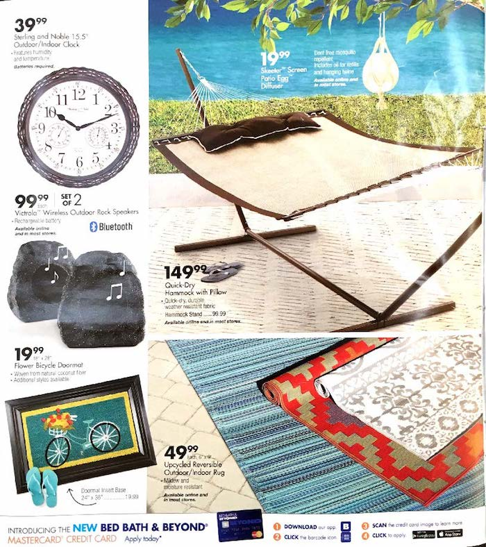 bed bath & beyond ad - weekly ads