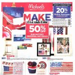 Michaels Weekly Ad – Craft Store Savings