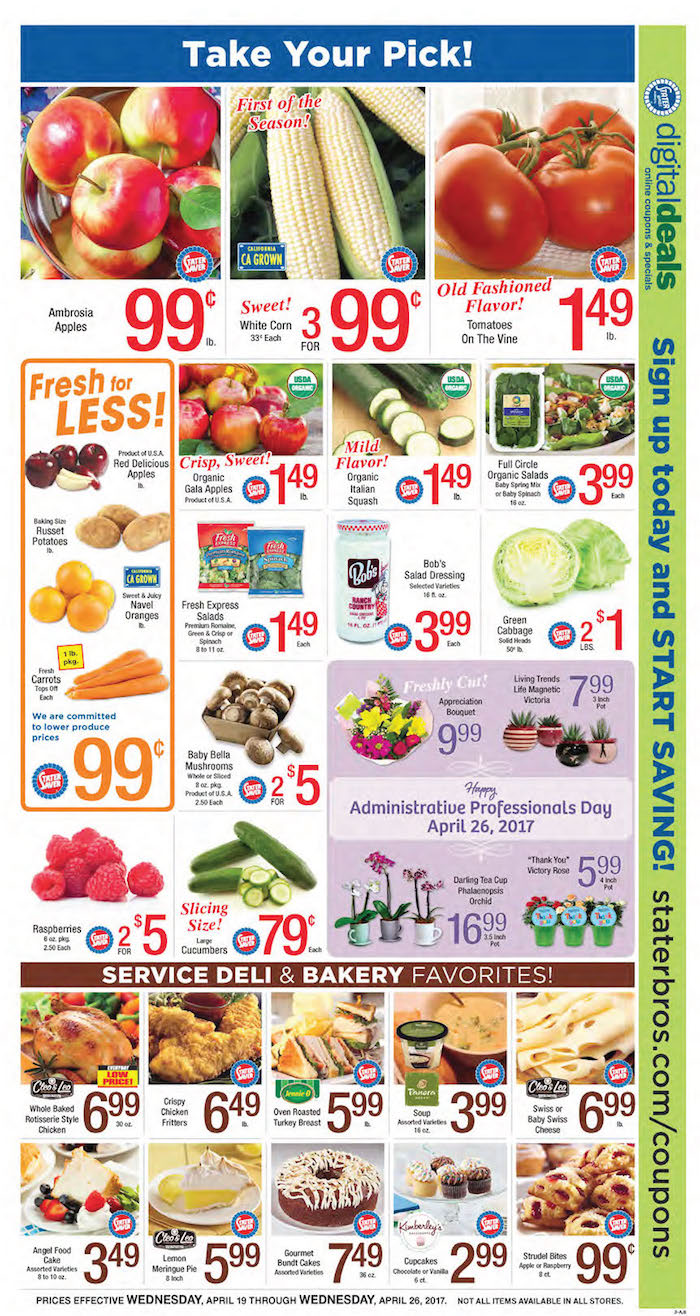 Stater Bros Weekly Ad Weekly Ads