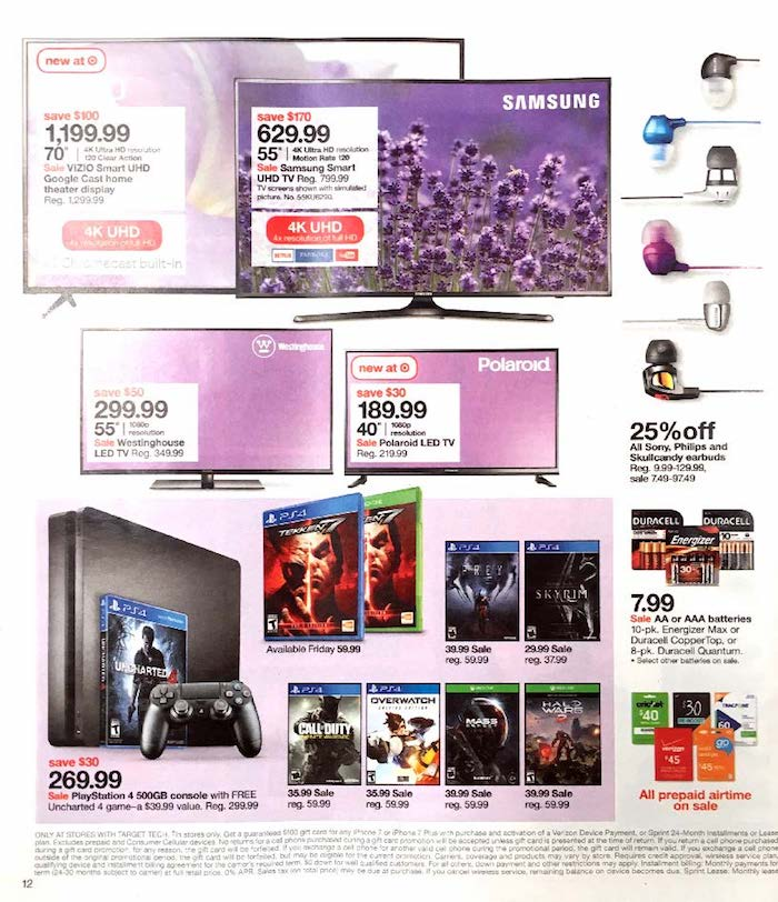 Target Weekly Ad For This Week