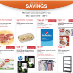 COSTCO Ad & Coupon Booklet