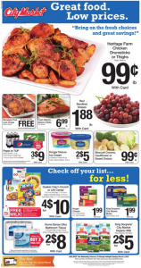 City Market weekly ad