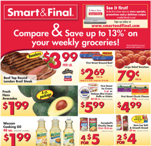 Smart Final weekly ad
