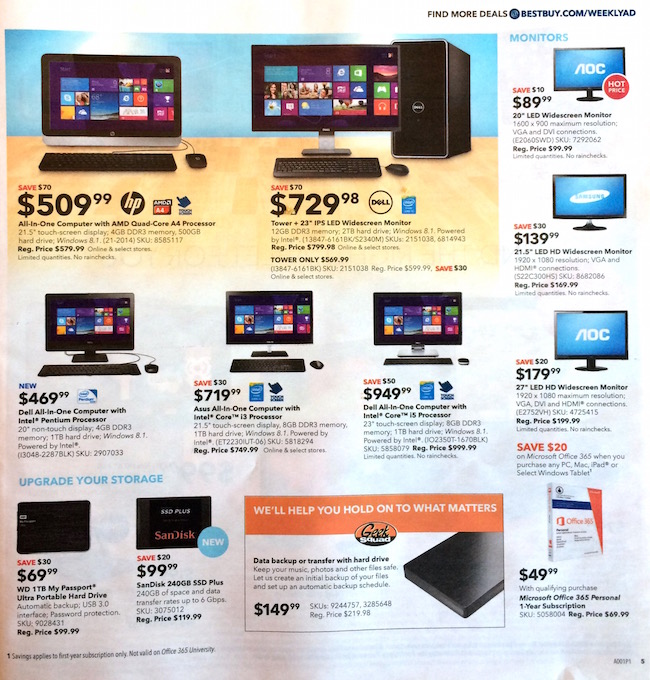 Best Buy weekly ad 3-15-15_Page_05