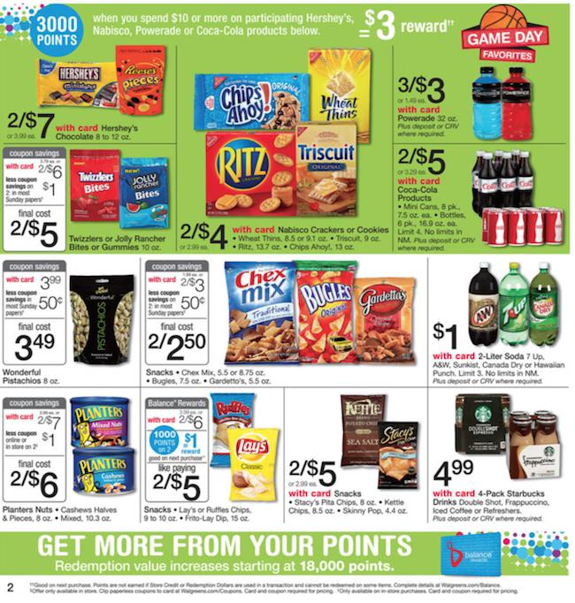 Walgreens ad