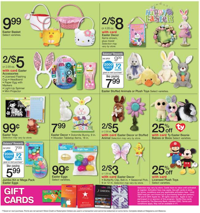 Walgreens weekly ad 07