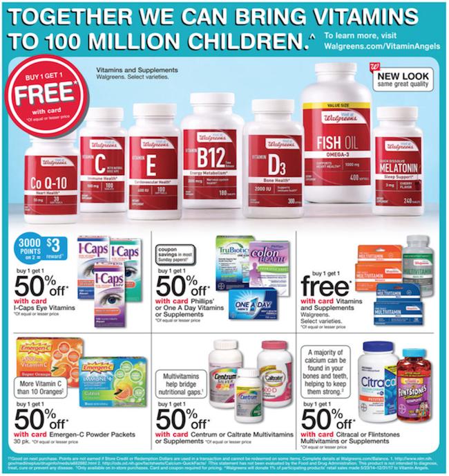 Walgreens weekly ad 09