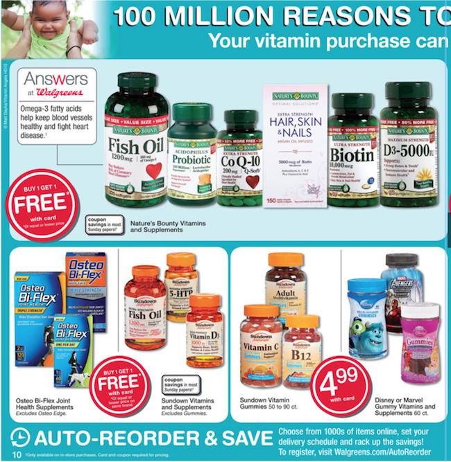 Walgreens weekly ad 10