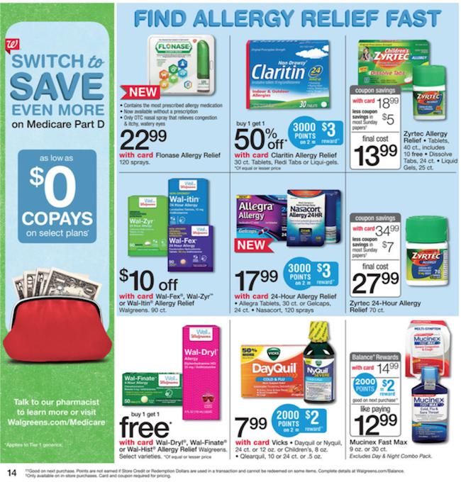 Walgreens weekly ad 14