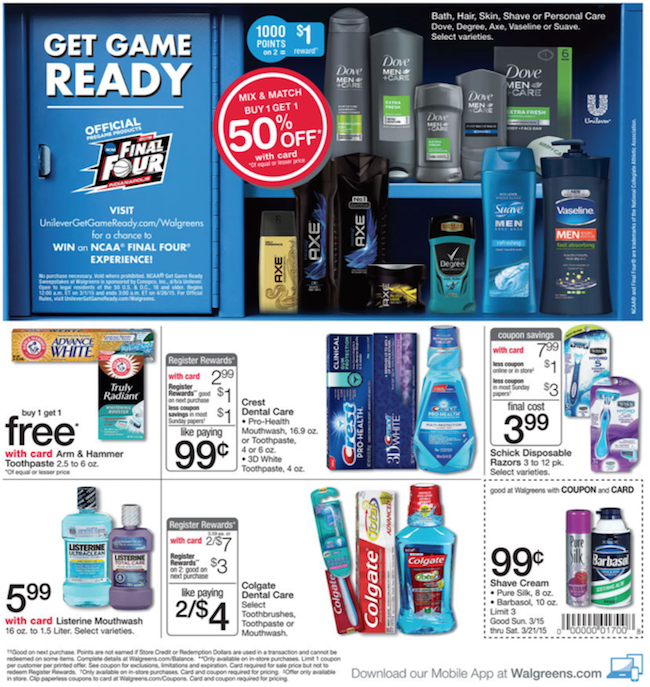 Walgreens weekly ad 17