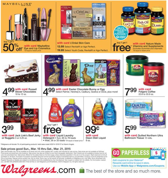 Walgreens weekly ad 20