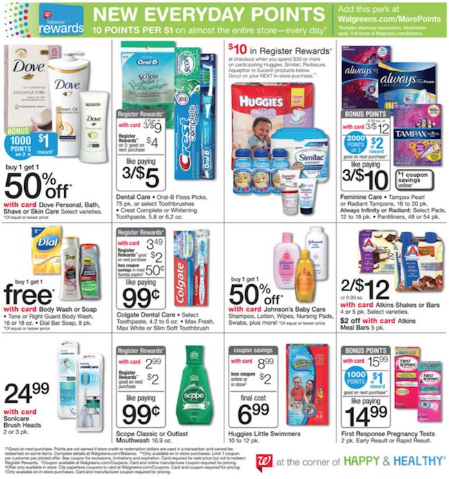 Walgreens weekly ad00011