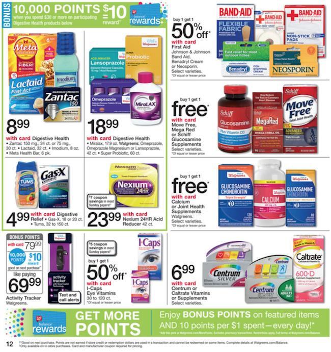 Walgreens weekly ad00012