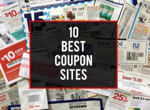 Best Coupon websites