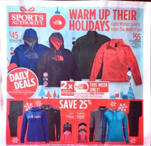 Sports Authority ad