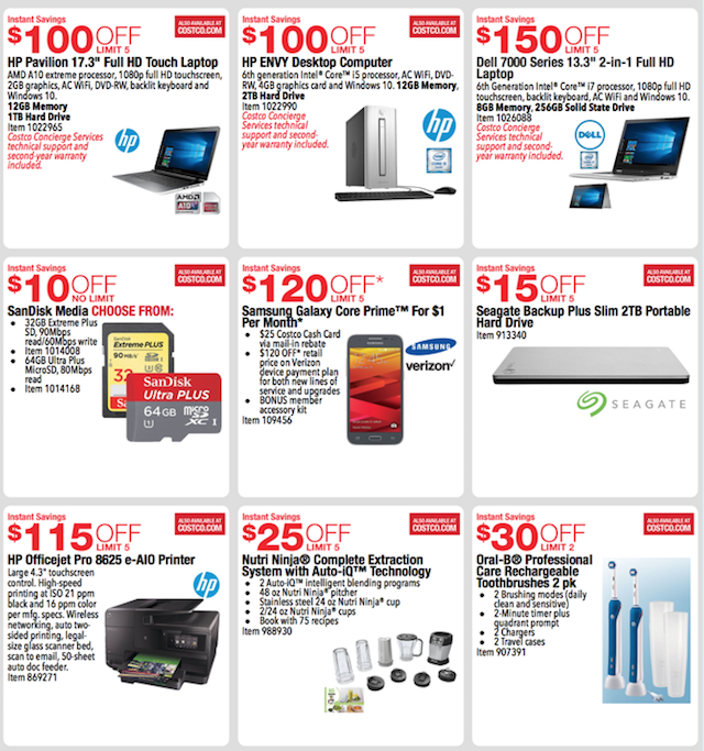 Costco Ad January 2016 00002