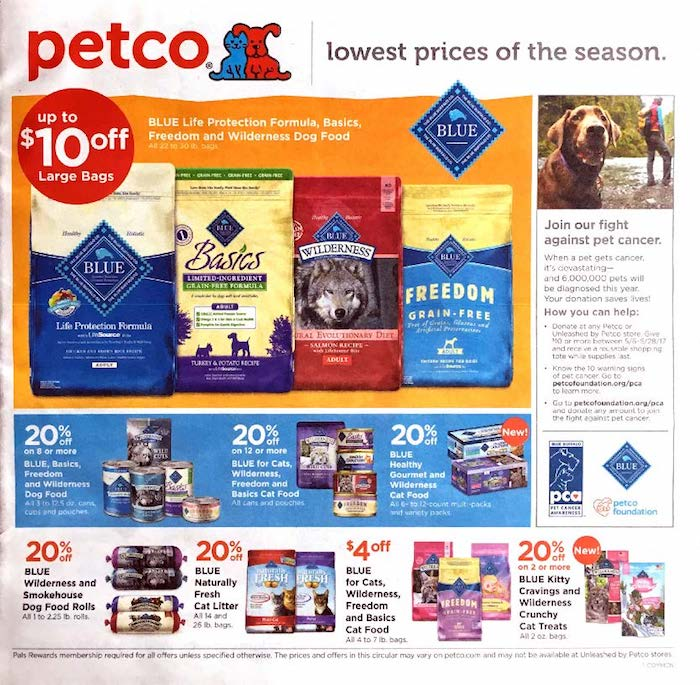 Petco Weekly Ad