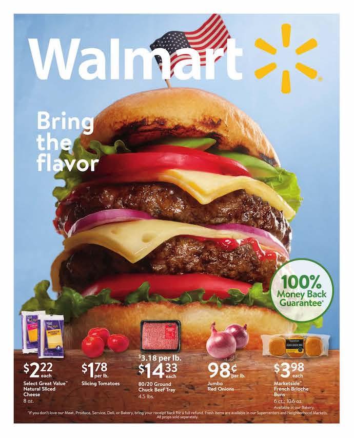 Walmart weekly ad