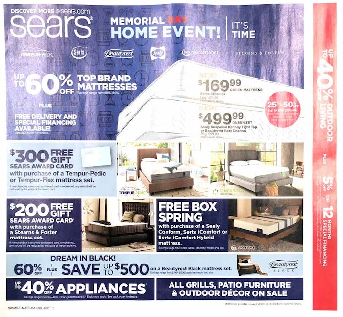 Sears Weekly Ad